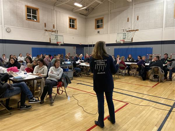 Chatham Elementary School holds Family Deep Learning Night